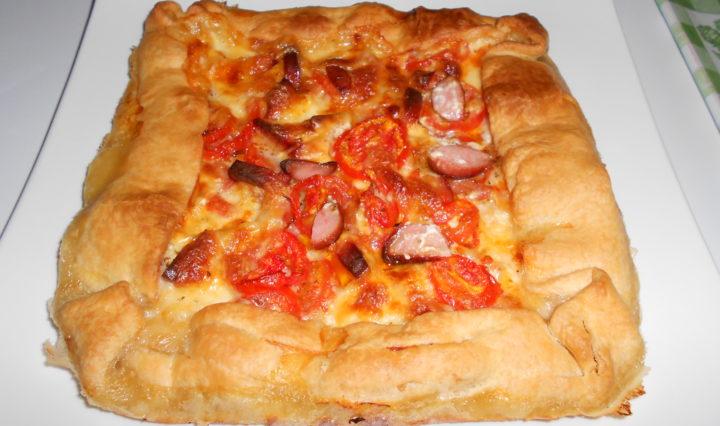 Pizza Brisèe