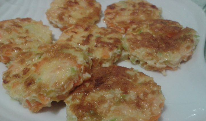 Mini frittate vegetariane