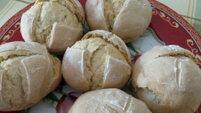 Ricetta Pane In Casa.Pane Fatto In Casa Ricetta Cuco In Cucina Per Divertimento
