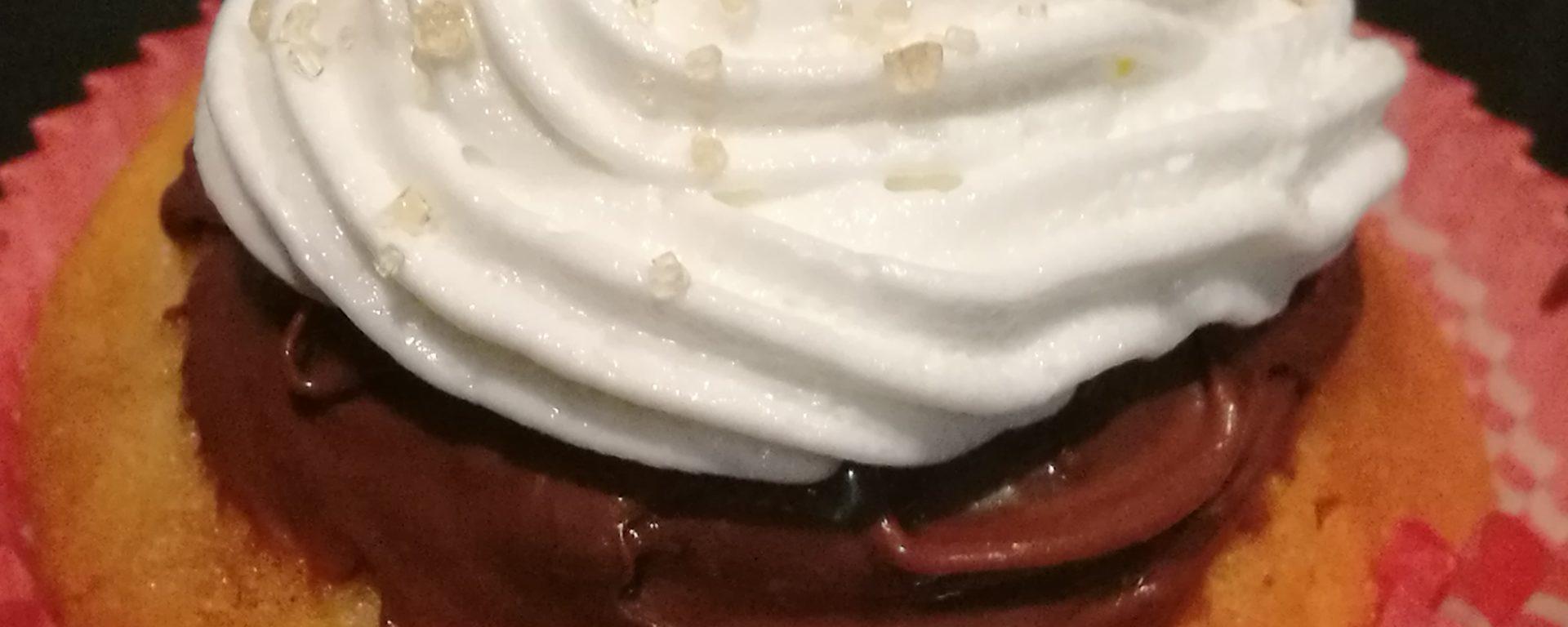 Cupcake Dolceneve e Nutella