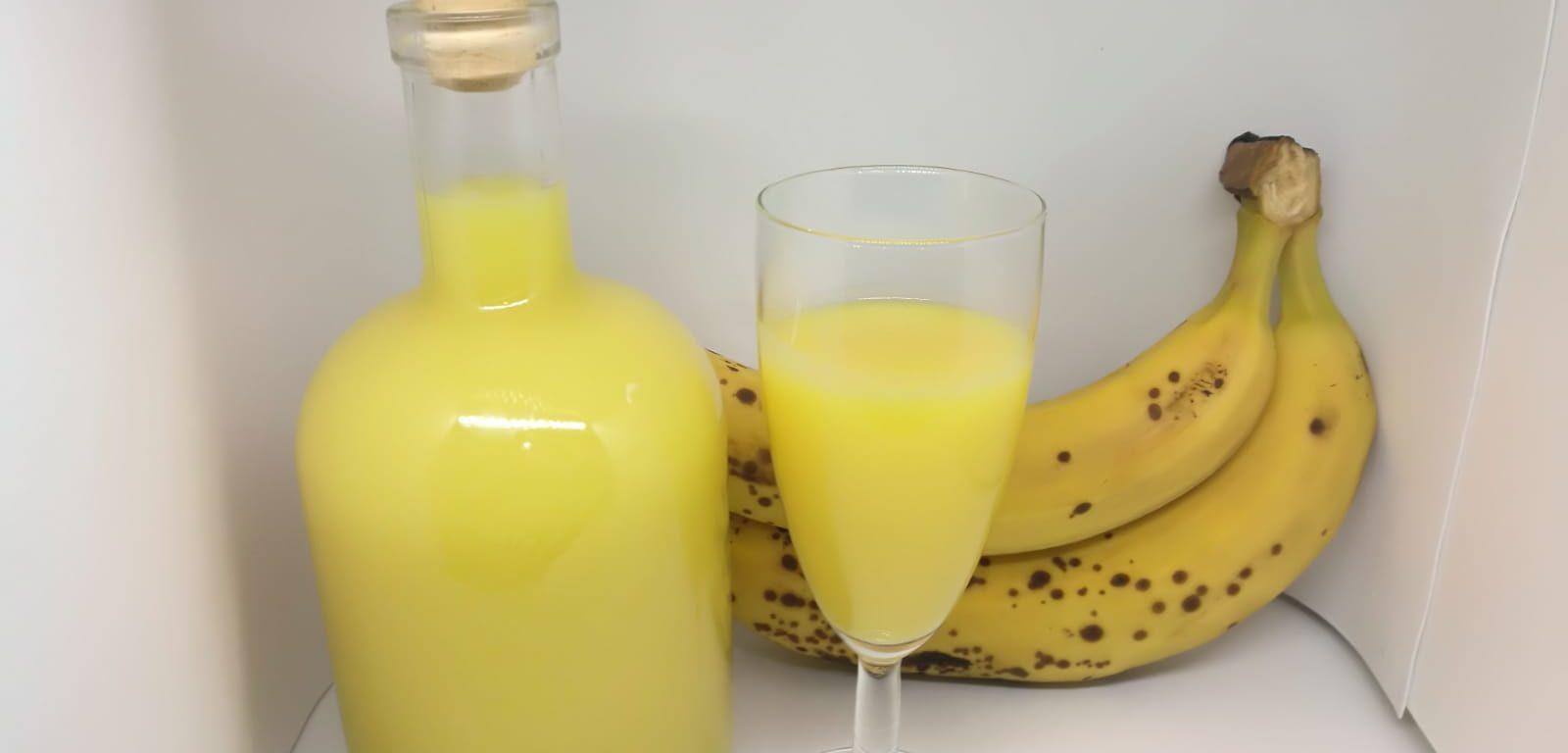 crema di liquore alla banana